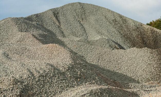 Sådan anvender du stenmel